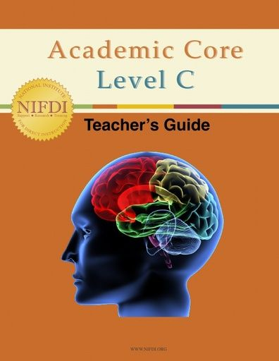 Academic Core Level C Teacher's Guide