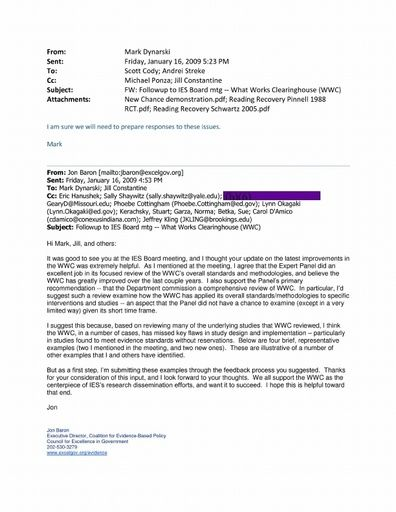Freedom Of Information Request FOIA