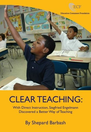 Clear Teaching by Shepard Barbash