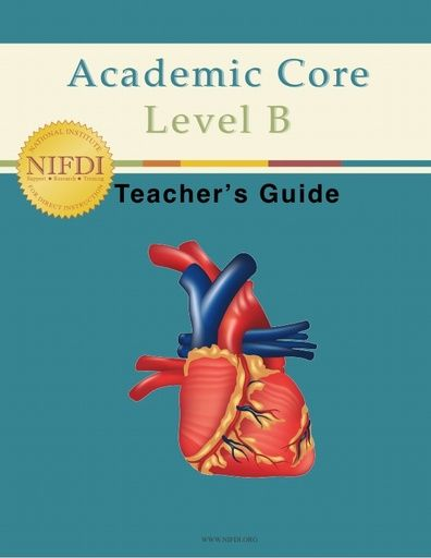 Academic Core Level B Teacher's Guide