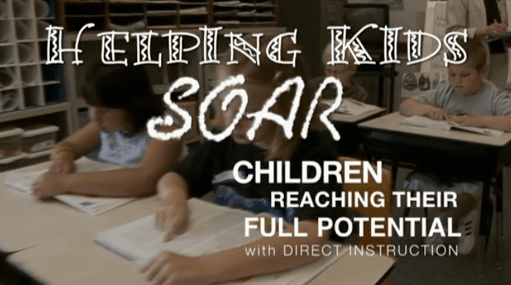 Helping Kids Soar