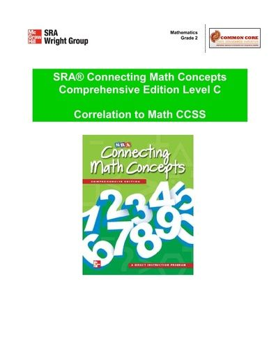 CCSS Alignment with CMC:CE Level C