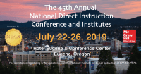 2019 National Direct Instruction Conference and Institutes